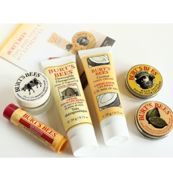 tips and toes burts bees